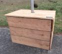houten cover betonbak