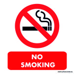 100 x 100 no smoking